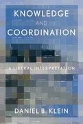 Cover for Knowledge and Coordination