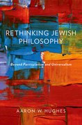 Cover for Rethinking Jewish Philosophy