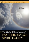 Cover for The Oxford Handbook of Psychology and Spirituality