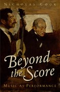 Cover for Beyond the Score