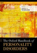 Cover for The Oxford Handbook of Personality Disorders