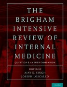 Cover for The Brigham Intensive Review of Internal Medicine Question and Answer Companion
