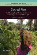 Cover for Sacred Rice