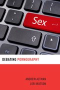 Cover for Debating Pornography