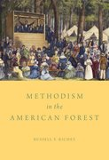 Cover for Methodism in the American Forest