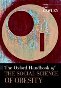 Cover for The Oxford Handbook of the Social Science of Obesity