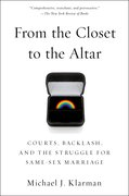 Cover for From the Closet to the Altar