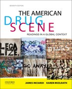 Cover for The American Drug Scene