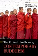 Cover for The Oxford Handbook of Contemporary Buddhism