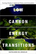 Cover for Low Carbon Energy Transitions