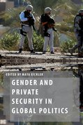 Cover for Gender and Private Security in Global Politics