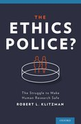 Cover for The Ethics Police?