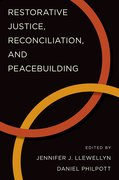 Cover for Restorative Justice, Reconciliation, and Peacebuilding