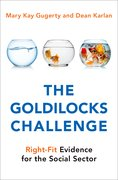 Cover for The Goldilocks Challenge