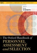 Cover for The Oxford Handbook of Personnel Assessment and Selection