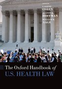 Cover for The Oxford Handbook of U.S. Health Law