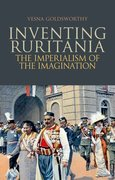 Cover for Inventing Ruritania