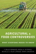 Cover for Agricultural and Food Controversies