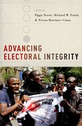 Cover for Advancing Electoral Integrity