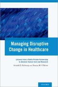 Cover for Managing Disruptive Change in Healthcare