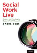 Cover for Social Work Live