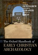 Cover for The Oxford Handbook of Early Christian Archaeology