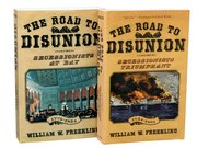 Cover for Road to Disunion Set