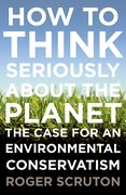 Cover for How to Think Seriously About the Planet