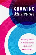 Cover for Growing Musicians