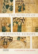 Cover for The Worlds of Medieval Europe