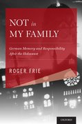 Cover for Not in My Family