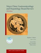 Cover for Mayo Clinic Gastroenterology and Hepatology Board Review