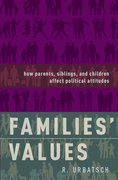 Cover for Families