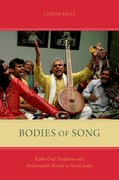 Cover for Bodies of Song
