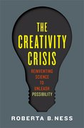 Cover for The Creativity Crisis