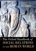 Cover for The Oxford Handbook of Social Relations in the Roman World