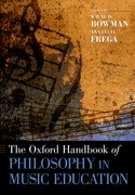 Cover for The Oxford Handbook of Philosophy in Music Education