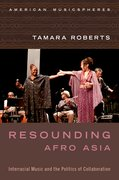 Cover for Resounding Afro Asia