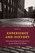 Cover for Experience and History