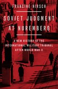 Cover for Soviet Judgment at Nuremberg