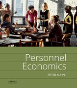Cover for Personnel Economics