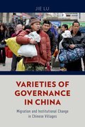 Cover for Varieties of Governance in China