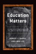 Cover for Education Matters