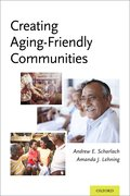 Cover for Creating Aging-Friendly Communities