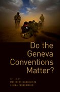 Cover for Do the Geneva Conventions Matter?