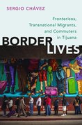 Cover for Border Lives