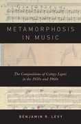 Cover for Metamorphosis in Music