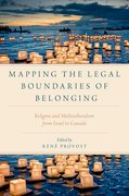Cover for Mapping the Legal Boundaries of Belonging
