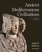 Cover for Ancient Mediterranean Civilizations