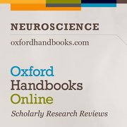 Cover for Oxford Handbooks Online: Neuroscience